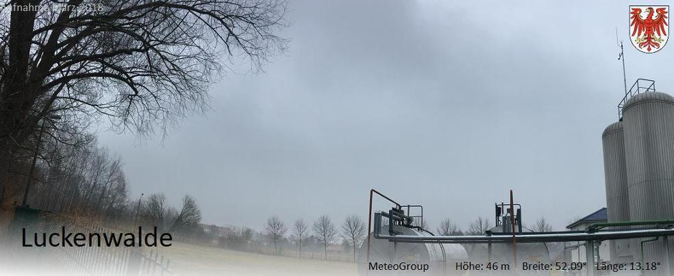Wetter In Luckenwalde